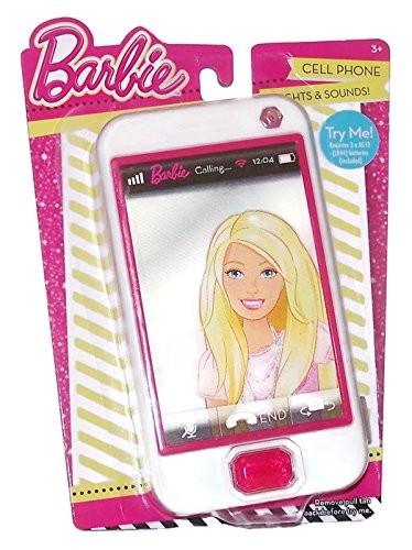 Barbie Toy Phone : Barbie cell phone toys games pretend play