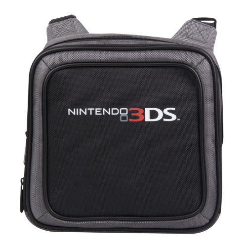 Nintendo Official Messenger Bag for 3DS - Black