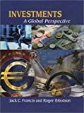 Investments:a global perspective
