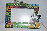 Disney 2015 Mickey picture Frame