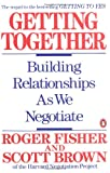 img - for Getting Together: Building Relationships As We Negotiate book / textbook / text book