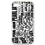 Pearl Jam Band Mother Love Bone Fashion Phone Case Iphone 4,4s Case Cover Best Protective Durable Hard Plastic Cover