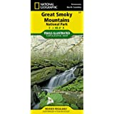 229- Great Smoky Mountains National Park, TN/NC (National Geographic Maps: Trails Illustrated)