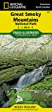 National Geographic Maps Great Smoky Mountains National Park Trails Illustrated National Parks (Trails Illustrated Maps)