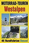 Motorrad-Touren Westalpen und Jura: 4...