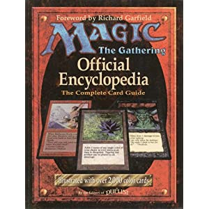 the complete encyclopedia of magic the gathering pdf