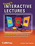 img - for Thiagi's Interactive Lectures: Power Up Your Training With Interactive Games and Exercises book / textbook / text book