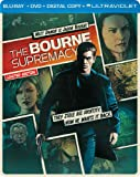 The Bourne Supremacy (Steelbook) (Blu-ray + DVD + DIGITAL with UltraViolet)