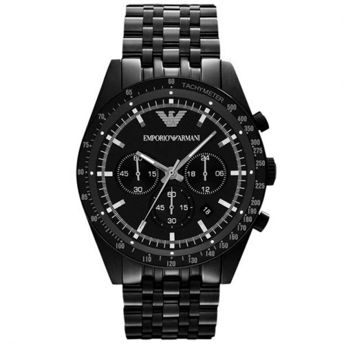 Armani Sportivo Black Watch AR5989