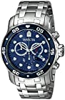 Invicta Men's 0070 Pro Diver Collection Stainless Steel Watch with Link Bracelet