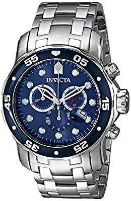 Invicta Men's 0070 Pro Diver Collection Chronograph Watch