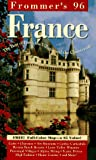 Frommer's 96: France (Serial) (0028606299) by Porter, Darwin