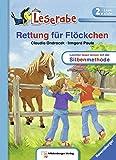 Leserabe mit Mildenberger Silbenmethode: Rettung für Flöckchen