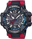 [カシオ]CASIO 腕時計 G-SHOCK GRAVITYMASTER GPSハイブリッド電波ソーラー GPW-1000RD-4AJF メンズ