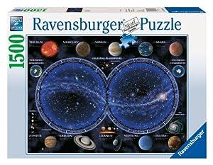 Ravensburger 16373 - Astronomie - 1500 Teile Puzzle