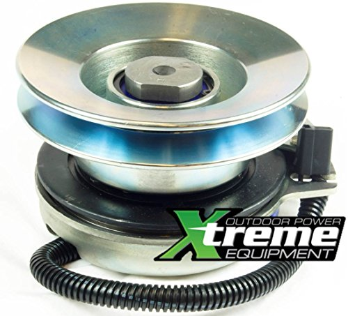 Replaces Warner 5217-53 Big Dog Mower PTO Clutch - Free Upgraded Bearings ! (Big Dog Mower compare prices)