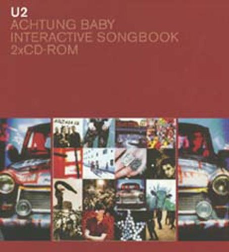Achtung Baby Interactive Songbook (CD-Rom)