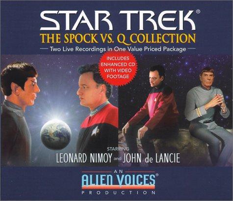 Star Trek: The Spock vs. Q Collection (Gift Set)