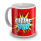 Dabang Dad Gifts For Father's Day Ceramic Coffee Mug