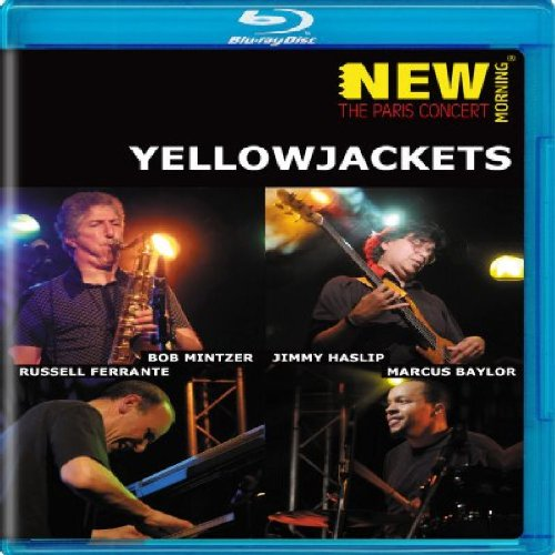Yellowjackets: The Paris Concert (2008) 1080p MBluRay x264-LOUNGE