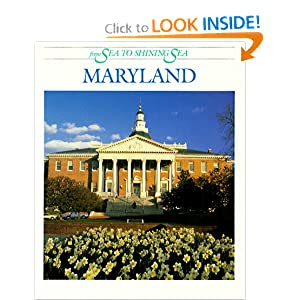 Maryland (From Sea to Shining Sea) Dennis Brindell Fradin
