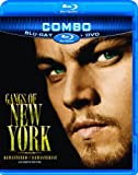 Gangs of New York [Blu-ray + DVD] (Bilingual)