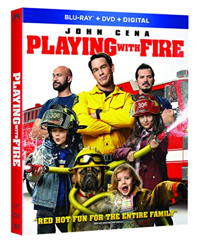 Blu-ray : Playing With Fire (2 Discos)