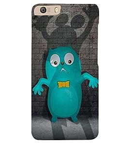 PRINTVISA Cute Cartoon Case Cover for Micromax Canvas Knight 2 E471