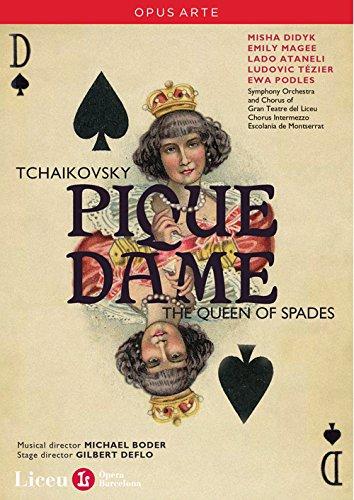 チャイコフスキー:スペードの女王(ボーダ‐リセウ大歌劇場2010)[DVD]