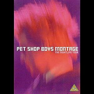 Pet Shop Boys - Montage: The Nightlife Tour