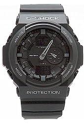 Casio GA150-1A G-Shock Military Black 3D Mens Watch