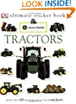John Deere Ultimate Sticker Book Tractor