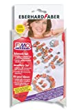 Staedtler Fimo Soft 8023 86 Modelling Clay Oven-Hardening with Red Dreams Creative Set