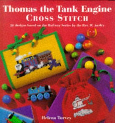 Thomas the Tank Engine: Cross Stitch: 20 Designs Based on the Railway Series
