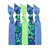 Emi-Jay Hair Tie Collection - Mint Julep 5 Pack