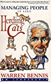 Image of Managing People is Like Herding Cats: Warren Bennis on Leadership