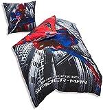 Spiderman 4 Webslinger Single Duvet Set Panel Print