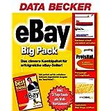 """Ebay Big Pack, CD-ROM u. Buch 3en: Der Auktionator, Kaufen und Verkaufen vollautomatisch; PreisHai, Der ultimative Schn�ppchenj�ger; smartstore biz, Der schnelle und einfache Weg zum erfolgreichen WebStore. Buch: best frivon """"Data Becker"""""""