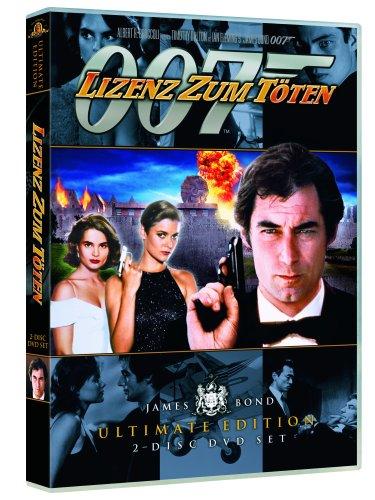 James Bond 007 Ultimate Edition - Lizenz zum Töten (2 DVDs)