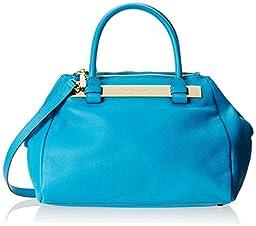 Vince Camuto Jace Shopper Top Handle Bag,Pool Blue,One Size