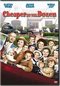 Cheaper by the Dozen (Bilingual)