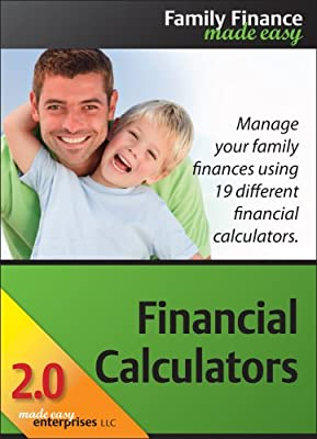 Financial Calculators 2.0 for Mac [Download]