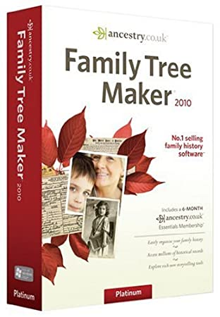 Family Tree Maker 2010 Premium Edition