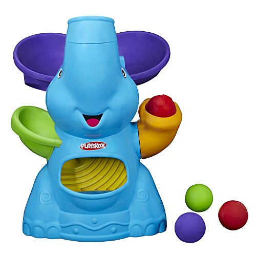 Playskool  Elefun Busy Ball Popper