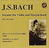 Sonatas for Violin & Harpsichord