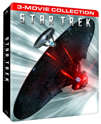 Star Trek Trilogy (Steelbook) (3 Blu-Ray)