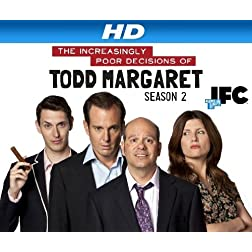 The Increasingly Poor Decisions of Todd Margaret [HD]