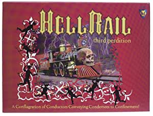 Hell Rail Board Game