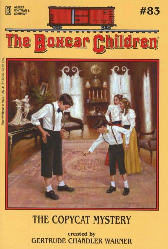 The Copycat Mystery (The Boxcar Children Mysteries #83) PDF