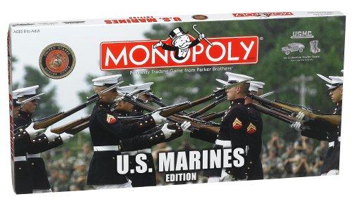 Monopoly Board Game Amphibian